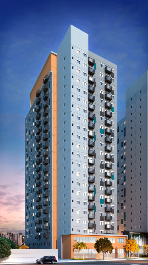 Fachada - Loja 43m² à venda Avenida João Dias,Santo Amaro, São Paulo - R$ 388.800 - II-17903-29739 - 3