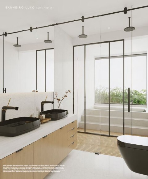 Banheiro - Fachada - Haus 34 - 313 - 7
