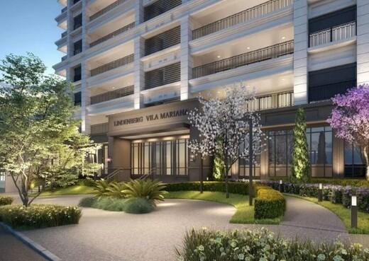 Portaria - Apartamento à venda Rua França Pinto,Vila Mariana, São Paulo - R$ 4.026.000 - II-17919-29765 - 3