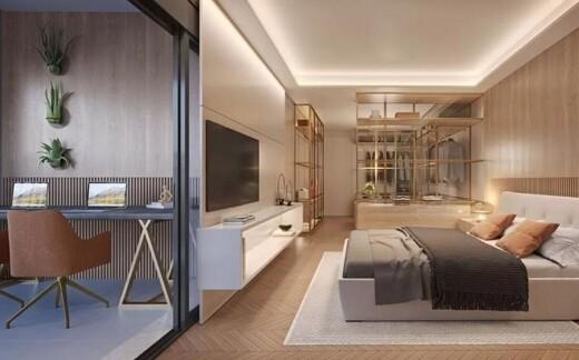 Dormitorio - Apartamento à venda Rua França Pinto,Vila Mariana, São Paulo - R$ 4.026.000 - II-17919-29765 - 5