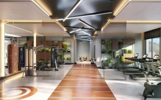 Fitness - Apartamento à venda Rua França Pinto,Vila Mariana, São Paulo - R$ 4.026.000 - II-17919-29765 - 6