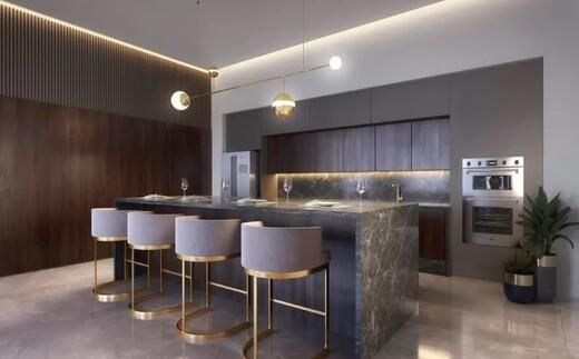 Espaco gourmet - Apartamento à venda Rua França Pinto,Vila Mariana, São Paulo - R$ 4.026.000 - II-17919-29765 - 7