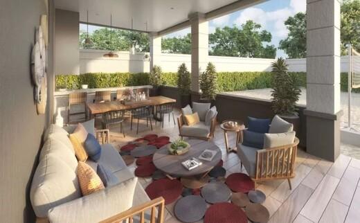 Lounge - Apartamento à venda Rua França Pinto,Vila Mariana, São Paulo - R$ 4.026.000 - II-17919-29765 - 11