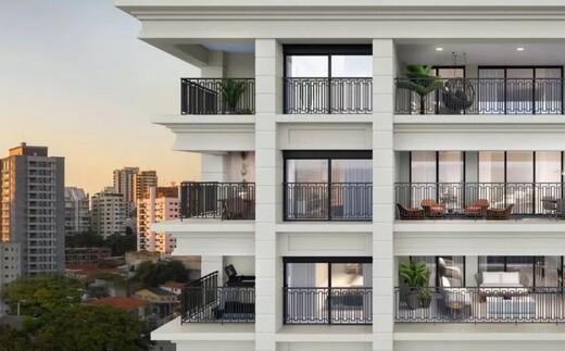 Voo de passaro - Apartamento à venda Rua França Pinto,Vila Mariana, São Paulo - R$ 4.026.000 - II-17919-29765 - 15