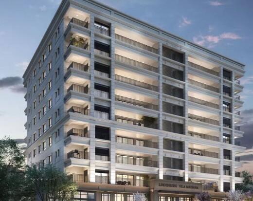 Fachada - Apartamento à venda Rua França Pinto,Vila Mariana, São Paulo - R$ 4.026.000 - II-17919-29765 - 1
