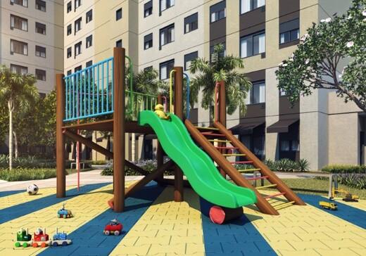 Playground - Fachada - Viva Benx Nações Unidas II - 914 - 15