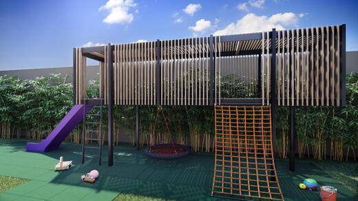 Fachada - Arquitetura Vila Mariana Apto AP4237RETF - 1008 - 8