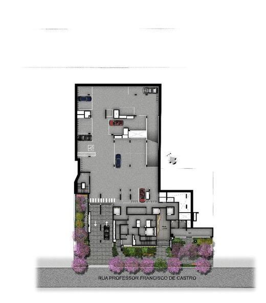 Fachada - Arquitetura Vila Mariana Apto AP4237RETF - 1008 - 11