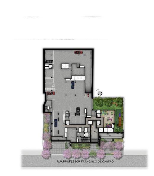 Fachada - Arquitetura Vila Mariana Apto AP4237RETF - 1008 - 12