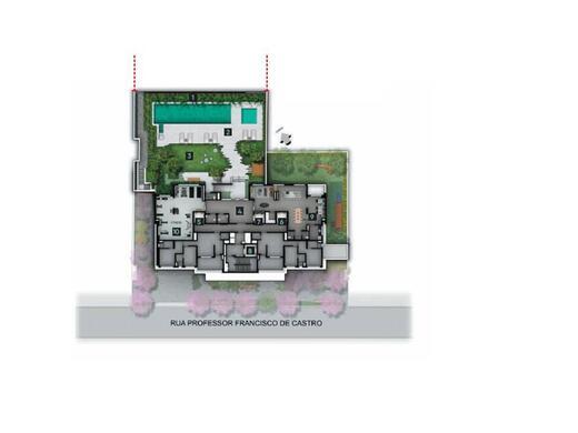 Fachada - Arquitetura Vila Mariana Apto AP4237RETF - 1008 - 13