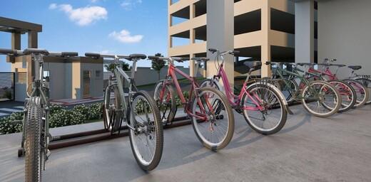 Bicicletario - Fachada - Alameda do Carmo - Spazio San Mateo - 917 - 7