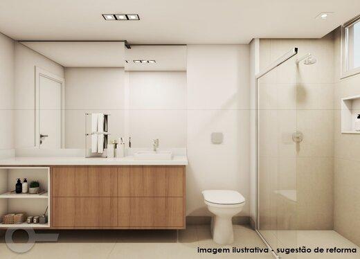Banheiro - Apartamento à venda Rua Maria Figueiredo,Paraíso, Zona Sul,São Paulo - R$ 1.323.000 - II-18075-30037 - 4