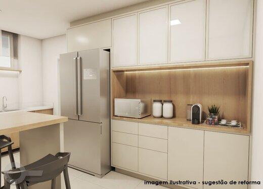 Cozinha - Apartamento à venda Rua Maria Figueiredo,Paraíso, Zona Sul,São Paulo - R$ 1.323.000 - II-18075-30037 - 6
