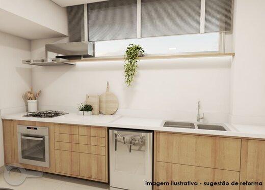 Cozinha - Apartamento à venda Rua Maria Figueiredo,Paraíso, Zona Sul,São Paulo - R$ 1.323.000 - II-18075-30037 - 7