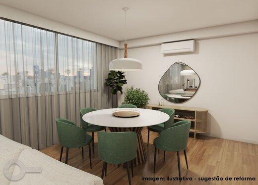 Living - Apartamento à venda Rua Maria Figueiredo,Paraíso, Zona Sul,São Paulo - R$ 1.323.000 - II-18075-30037 - 9