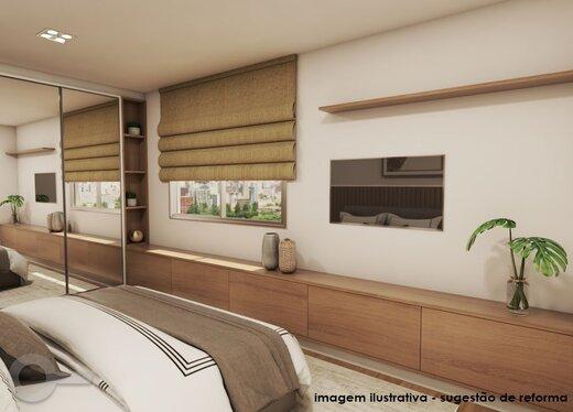 Quarto principal - Apartamento à venda Rua Maria Figueiredo,Paraíso, Zona Sul,São Paulo - R$ 1.323.000 - II-18075-30037 - 10