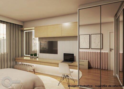 Quarto principal - Apartamento à venda Rua Maria Figueiredo,Paraíso, Zona Sul,São Paulo - R$ 1.323.000 - II-18075-30037 - 12