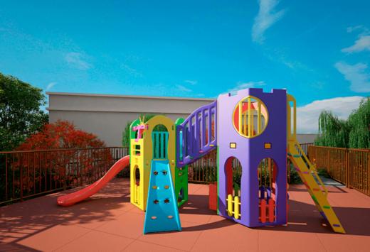Playground - Fachada - Grand Reserva Paulista - Spazio Rio Bonito - 918 - 10