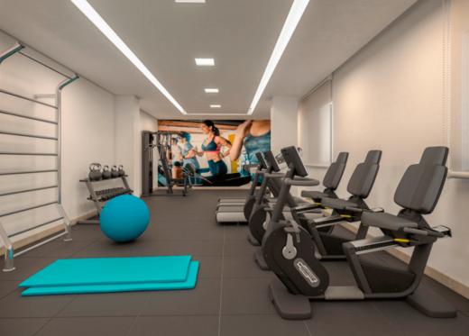 Fitness - Fachada - Grand Reserva Paulista - Spazio Rio Bonito - 918 - 2
