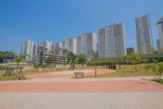 Praca - Fachada - Grand Reserva Paulista - Spazio Rio Bonito - 918 - 8