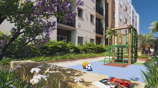 Playground - Fachada - Vivaz Andaraí - 314 - 14