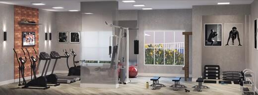 Fitness - Fachada - Edifício Gibraltar - 921 - 6