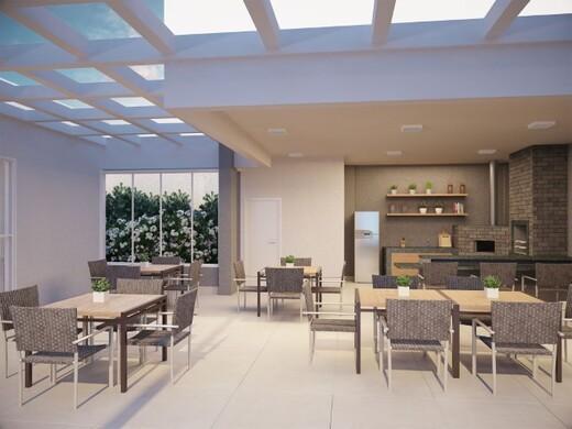 Espaco gourmet - Fachada - Edifício Gibraltar - 921 - 8