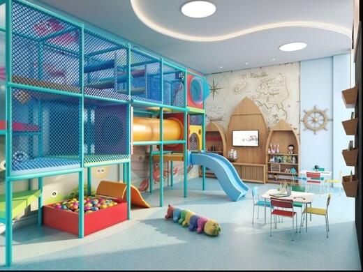 Brinquedoteca - Fachada - Edifício Gibraltar - 921 - 9