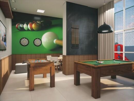 Sala de jogos - Fachada - Edifício Gibraltar - 921 - 10