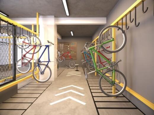 Bicicletario - Fachada - Edifício Gibraltar - 921 - 11