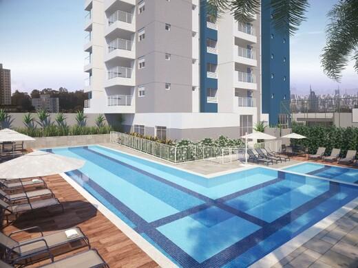 Piscina - Fachada - Edifício Gibraltar - 921 - 15