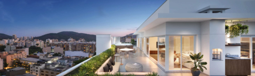 Terraco - Apartamento 4 quartos à venda Botafogo, Rio de Janeiro - R$ 2.269.000 - II-18114-30086 - 8