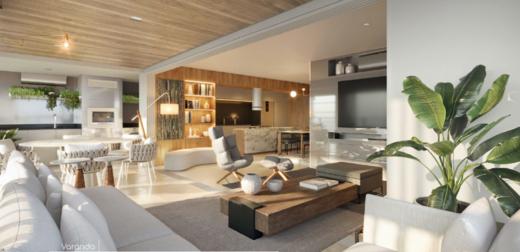 Living - Apartamento 4 quartos à venda Botafogo, Rio de Janeiro - R$ 2.293.200 - II-18114-30086 - 5