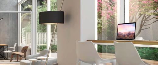 Coworking - Apartamento 4 quartos à venda Botafogo, Rio de Janeiro - R$ 2.293.200 - II-18114-30086 - 20