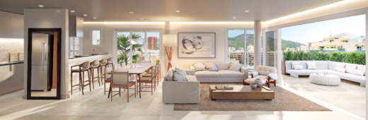 Living - Apartamento 4 quartos à venda Botafogo, Rio de Janeiro - R$ 2.269.000 - II-18114-30086 - 7