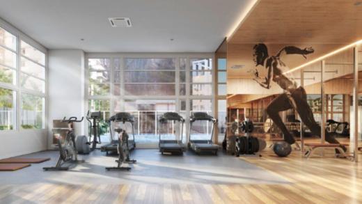 Fitness - Apartamento 4 quartos à venda Botafogo, Rio de Janeiro - R$ 2.293.200 - II-18114-30086 - 11