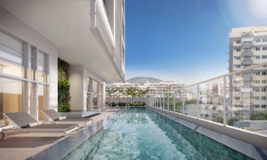 Piscina - Apartamento 4 quartos à venda Botafogo, Rio de Janeiro - R$ 2.293.200 - II-18114-30086 - 24