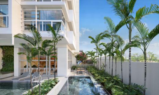 Piscina - Apartamento 4 quartos à venda Botafogo, Rio de Janeiro - R$ 2.293.200 - II-18114-30086 - 25