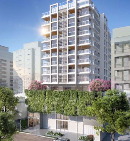 Fachada - Apartamento 4 quartos à venda Botafogo, Rio de Janeiro - R$ 2.269.000 - II-18114-30086 - 1