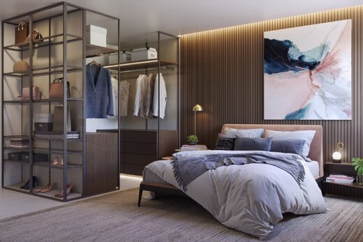 Dormitorio - Fachada - Mudrá Full Living - 317 - 21