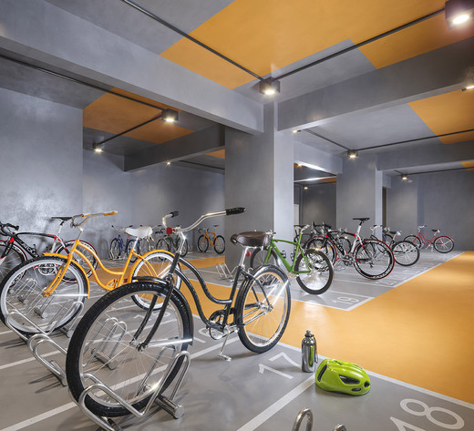 Bicicletario - Fachada - Panoramico Smart - 923 - 7