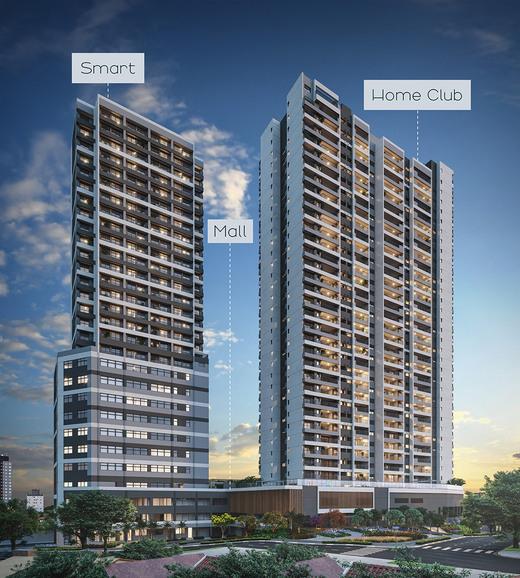 Fachada - Fachada - Panoramico Smart - 923 - 1