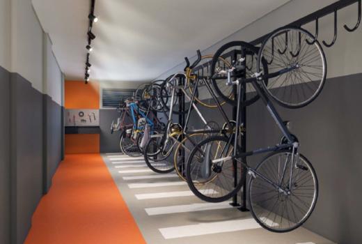 Bicicletario - Fachada - Calixt Pinheiros - Breve Lançamento - 928 - 9