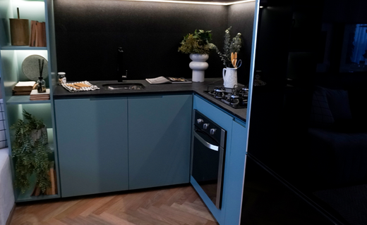Cozinha - Apartamento à venda Alameda dos Maracatins,Moema, São Paulo - R$ 670.546 - II-18230-30309 - 9