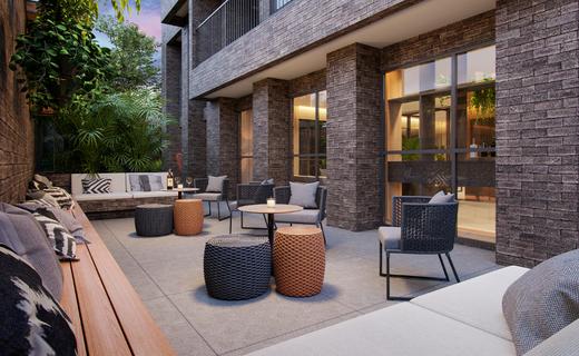 Lounge - Apartamento à venda Alameda dos Maracatins,Moema, São Paulo - R$ 670.546 - II-18230-30309 - 24