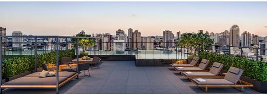 Solarium - Apartamento à venda Alameda dos Maracatins,Moema, São Paulo - R$ 670.546 - II-18230-30309 - 26