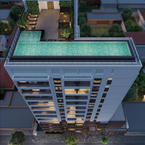 Aerea - Apartamento à venda Alameda dos Maracatins,Moema, São Paulo - R$ 670.546 - II-18230-30309 - 28