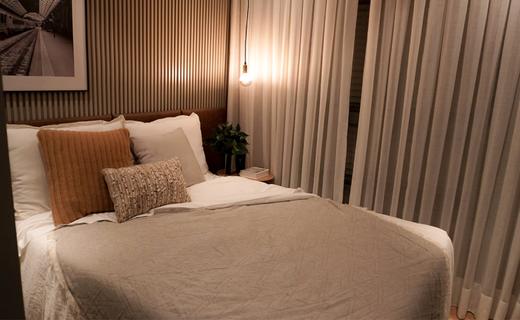Dormitorio - Apartamento à venda Alameda dos Maracatins,Moema, São Paulo - R$ 670.546 - II-18230-30309 - 11
