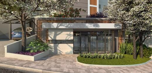 Portaria - Apartamento à venda Rua Carvalho de Freitas,Vila Andrade, São Paulo - R$ 363.400 - II-18352-30546 - 3