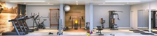 Fitness - Apartamento à venda Rua Carvalho de Freitas,Vila Andrade, São Paulo - R$ 363.400 - II-18352-30546 - 7